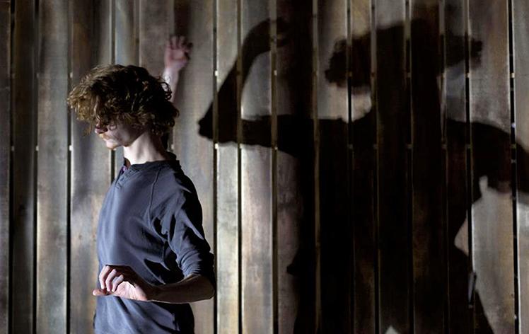 Een engel met verstand van bloed, Sandra Lange, Theaterfestival Boulevard
