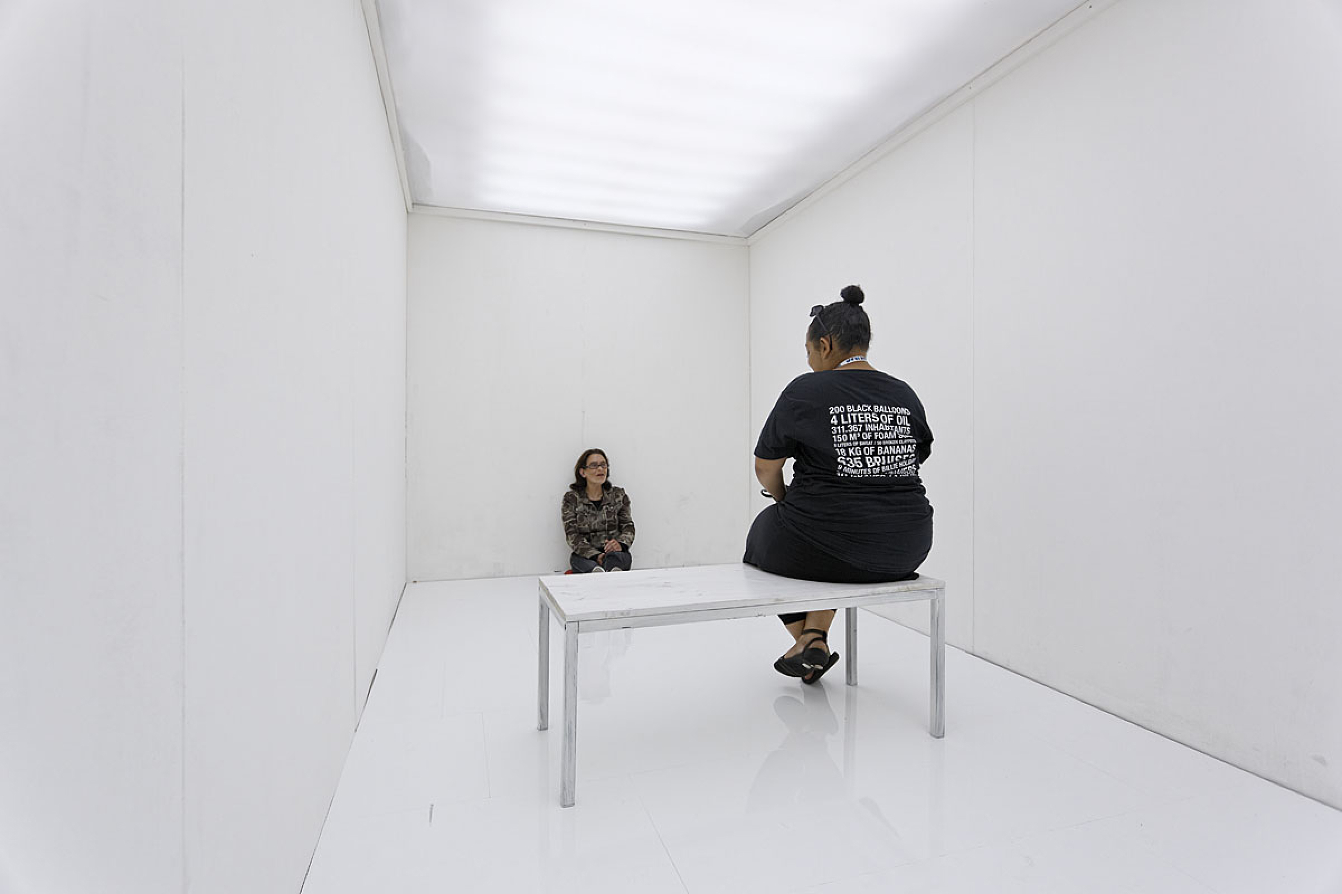 STILL (The Economy of Waiting), Julian Hetzel, SPRING Performing Arts Festival