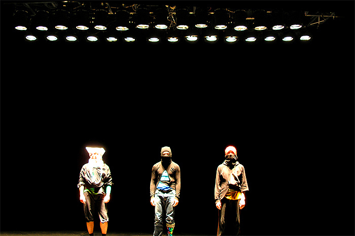 About Falling, Diego Gil/ Igor Dobricic, het veem theater