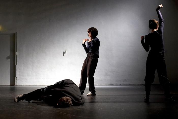 Creating Sense, Diego Gil. het veem theater