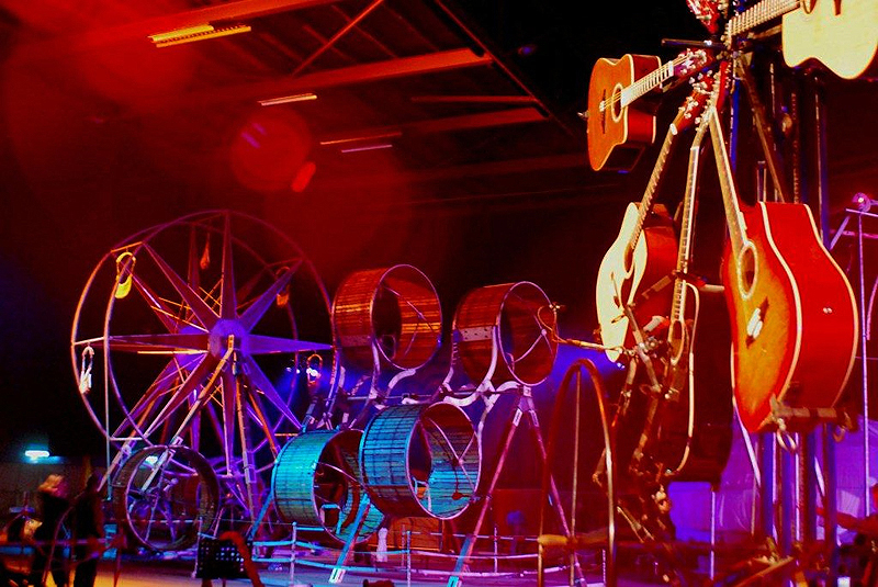 Robodock Festival of Art and Technology, NDSM terrein