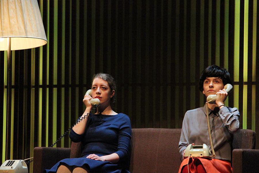 DTMF Signaling, Nieuw Ensemble, An Evening of Today, Muziekgebouw aan 't IJ