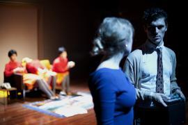 The Call, DTFM Signaling, Amsterdam Fringe Festival 2014