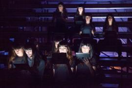 Read-in Cinema, Emily Kocken, Het Veem Theater